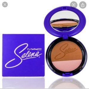 MAC X Selena collectors edition in techno cumbia